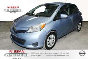 2014 Toyota Yaris LE MANUELLE ONLY 33000KM WOW !!! NO ACCIDENTS