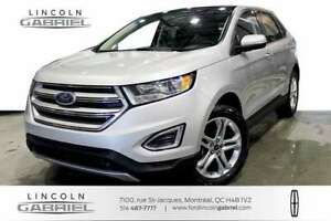 2017 Ford Edge Titanium AWD VERY CLEAN, NEVER ACCIDENTED, LOW MI