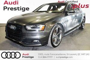 2016 Audi S4 PROG  BLACK OPTIC