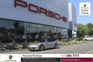 2012 Porsche 911 Carrera S Cab Pre-owned vehicle 2012 Porsche 91