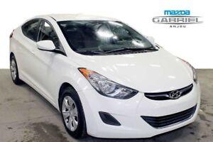 2013 Hyundai Elantra 1PROPRIO+BAS KM  JAMAIS ACCIDENTÉ