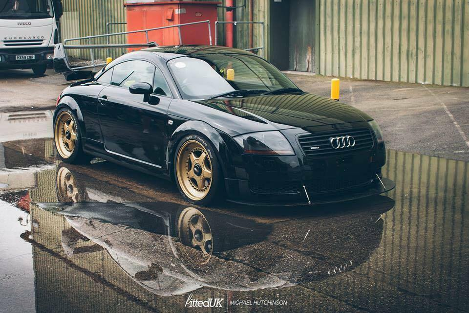 image gallery modified audi tt mk1. Black Bedroom Furniture Sets. Home Design Ideas