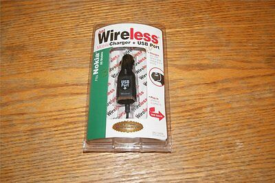 Just Wireless Mobile Cell Phone Car Charger + Usb Port Fits Nokia All Models