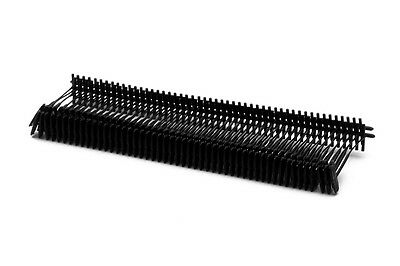 1000 2 Black Regular Tagging Gun Fasteners Barbs Pins For Price Tagging