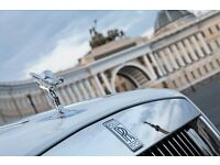Rolls Royce Phantom £295 / Bentley flying spur £245 / Wedding, Prom, limo - car hire London.