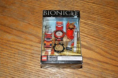 Lego Bionicle Watch With Building Toy 9002007