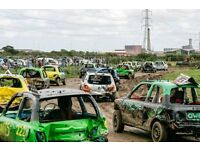 Banger Racing Event including Teams of 4 Rookie Bangers with St Brides Bangers on 16.07.2017