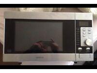 Kenwood microwave & oven vgc
