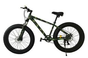 Fat/Beach bikes/Mountain Bikes lock Suspension with Shimano gears Coorparoo Brisbane South East Preview