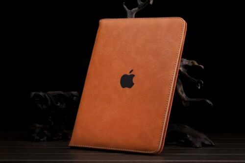 Luxury PU Leather Wallet Smart Stand Case Cover for iPad 2 3 4 5 6/Air/Mini/Pro