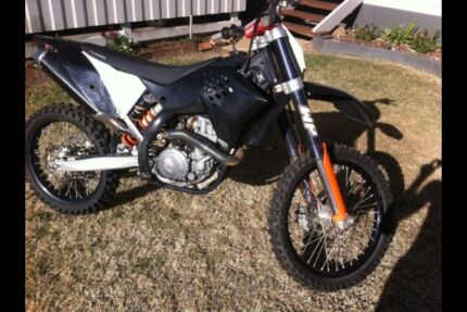 Ktm 450 sxf 7.2hr full rebuild sell swap Dalby Dalby Area Preview