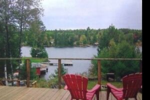 Come relax Lake Kipawa Quebec