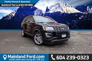2016 Ford Explorer Limited LOCAL, NO ACCIDENTS