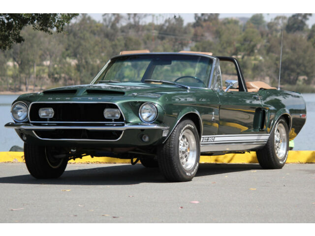 Image 1 of Ford: Mustang Green