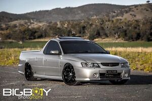 2004 VY SS UTE Conder Tuggeranong Preview