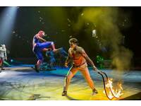 Marvel Universe Live - Manchester - Friday @ 7pm