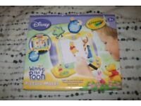winnie pooh picture maker made by crayola age 3 + brand new in box