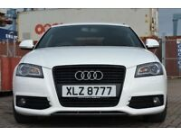 Audi A3 2.0tdi s line Black Edition sportback. (A4 a5 a6 golf gtd Leon bmw Mercedes focus Astra)