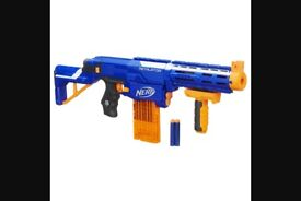 Large Nerf retaliator (good condition) Christmas gift