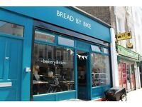Chef at Bread By Bike
