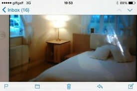 Luxuary Double Ensuite in 2 bed flat , in a modern development single £650/Couple £780 07884460162