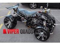 Viper 250 F1 , 350 F1 SuperSnake, Road Legal Quad Bikes, Brand New 2016, Spyracing 250/350 F1