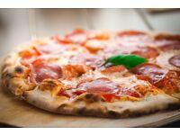 Full time waiter/waitress needed for small family pizzeria