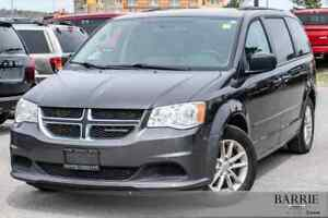 2015 Dodge Grand Caravan ***SXT WITH FULL STOW AND GO***