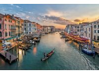 3 night holiday to Venice for 2 people - £170pp 23rd - 26th March. Flights direct from Edinburgh