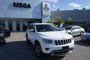 2014 Jeep Grand Cherokee LTD NAV RCAM