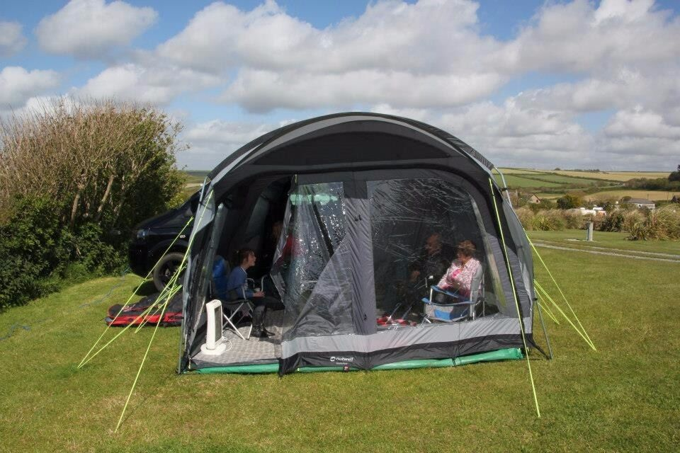 outwell country road awning drive away campervan awning. Black Bedroom Furniture Sets. Home Design Ideas