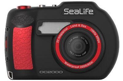 Sealife DC2000 SL740 Unterwasserkamera mit 20 Megapixel Underwater Camera
