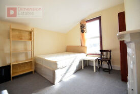 Large Double bed room part of a period house with shared garden for £550pcm including all bills!