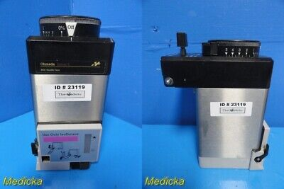 Ge Datex Ohmeda Isotec 5 Isoflurane Anaesthesia Vaporizer 23119