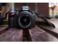 Nikon D5300 Photography Set To Buy Or Swap!