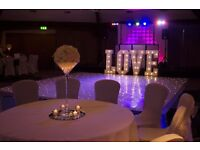PHOTO BOOTH / LED DANCE FLOOR / DJ / CANDY CART - Weddings & Events - EYE SMYLE