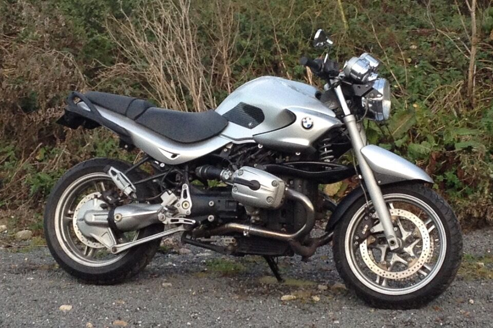 Bmw R1150r Cafe Racer Streetfighter Motorcycle Tourer In