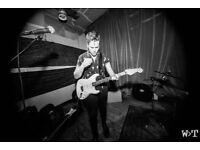 Drummer wanted for established Edinburgh garage-punk band