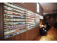 NAIL TECHNICIAN REQUIRED FOR A BUSY SPA IN QUEENSWAY