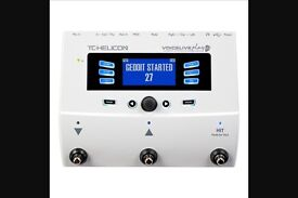 T C Helicon Voice Play Live GTX