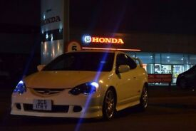 Honda Integra DC5 Type R