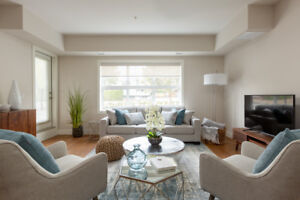 Stunning 1 Bedroom suite in Glenmore at The Conservatory!