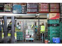 Volunteer Depot Helpers Urgently Required