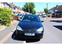 Ford Focus 1.6 2004 automatic