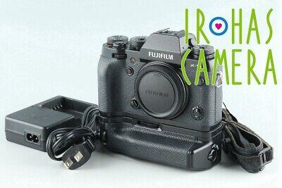 Fujifilm X-T1 Mirrorless Digital Camera + VG-XT1 #27179 E3
