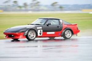 Mazda RX-7 IPRA Improved Production flares SA22C first gen Ipswich Ipswich City Preview