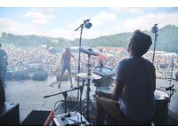 Drummer/backing vox/high energy