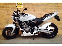 Honda Cb600f hornet facelift model 2005 stunning fully loaded with extensive service history swap px