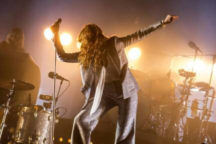 FLORENCE AND THE MACHINE SYDNEY OPERA HOUSE Freshwater Manly Area Preview