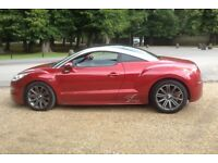 SWAP 2014 Peugeot RCZ Sport 2.0Hdi need larger car or Motorhome